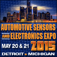 Automotive Sensors and Electronics Expo 2015