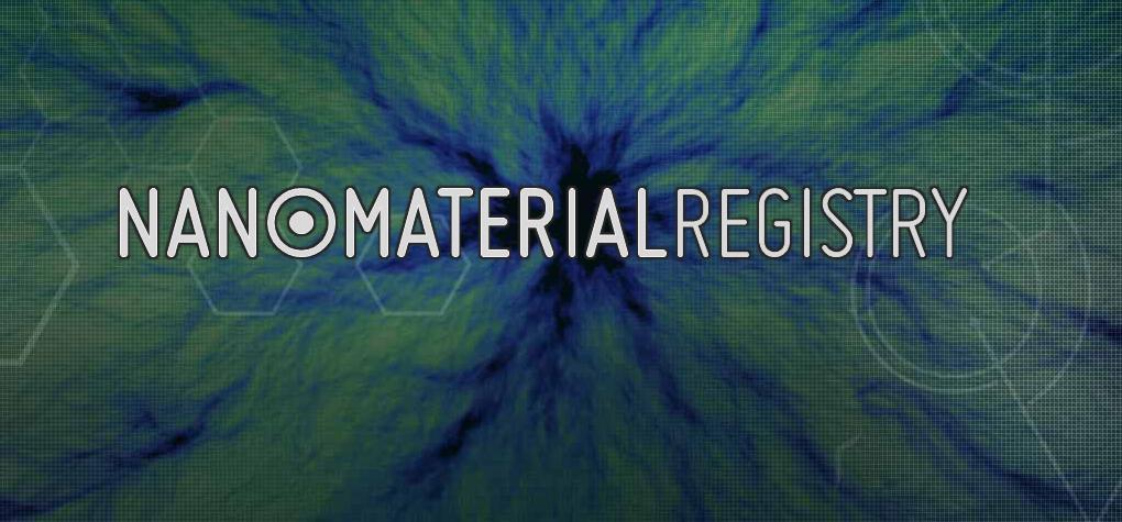 Nonomaterial Registry