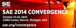 SAE 2014 Convergence